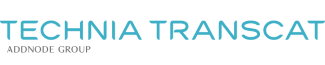 Logotipo Technia Transcat